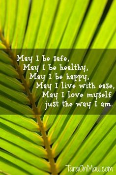 Metta Meditation from the Buddhist tradition. Use to develop compassion and loving kindness.