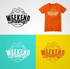 T-shirt design by handoftristan #POTD99 01.24.2013 #hipster #weekend #sun