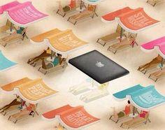 Beach reading...