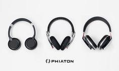 PHIATON Premium Headphones FUSION MS 430 BRIDGE MS 500 CHORD MS 530