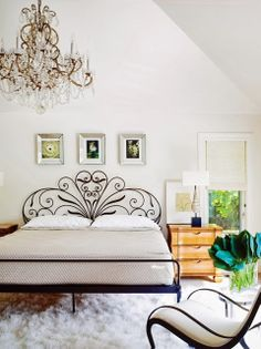Fantastically Hot Wrought Iron Bedroom Furniture | Wrought iron ...