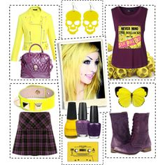A fashion look from February 2013 featuring purple collared shirt, embroidered tee and neon motorcycle jacket. Browse and shop related looks. Christopher Kane, Boohoo, Steve Madden, Female, Clothes For Women, February, Purple, Polyvore, Hijabs