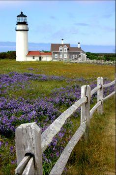 Truro, Cape Cod, MA- Highland Lighthouse- by tguttilla