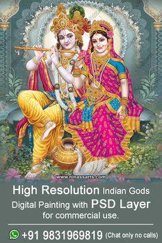 #Lord Radhakrishna#Indian Gods#Mythological Painting#RadhaKrishna#RadhaKrishna Poster# Whatsapp No.: +91 9831969819 ( Chat only no calls ) Lord Hanuman Wallpapers, Radha Krishna Images, Radha Rani, Indian Gods, Lord Krishna, Image Hd, Festivals, Mythology, Dj