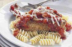 Shortcut Chicken Parmesan