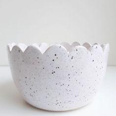 Handmade Ceramic Planter / Vessel | HinklevilleHandmade on Etsy