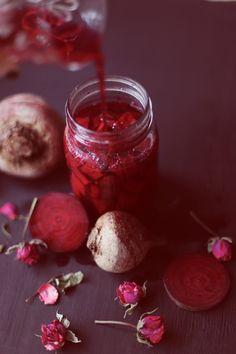 Homemade Healing Beet Kvass recipe #food #fermentation