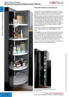 wickes corner pantry comes in 14 different ranges kitchens pinterest corner pantry. Black Bedroom Furniture Sets. Home Design Ideas