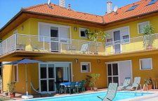 Ferienhäuser, Ungarn Urlaub