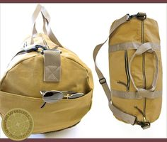 """The Safari Duffle 