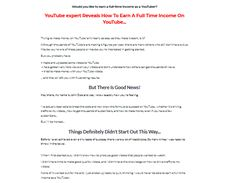 PLR to 2-hour YouTube Training Program How To Get Rich, How To Become, Make Money Online, How To Make Money, Get Subscribers, Internet Marketing Course, Solo Ads, Squeeze Page, Sales Letter