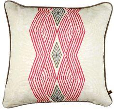 Eva Sonaike - Odi Cushion Pink 50x50cm