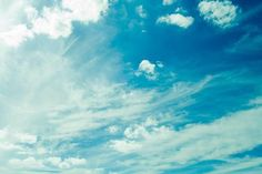 Image via We Heart It https://weheartit.com/entry/151595040/via/26341278 #blue #clouds #sky #Skyscapes #white