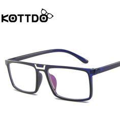 b139d2ee397 KOTTDO Men Women Eyeglasses Clear Lens Optical Eye Glasses Frame KT5641   Discounts  BestPrice Glasses