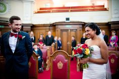 Alternative Wedding Photography - Islington Town Hall wedding - London pub wedding - urban wedding - London wedding - creative documentary wedding photography