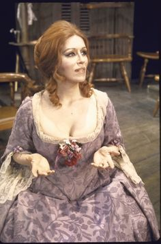 "BETTY BUCKLEY SINGING ""HE PLAYS THE VIOLIN"" AS MARTHA ..."