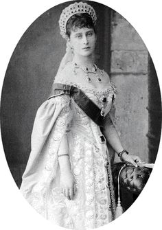 Grand Duchess Elizaveta Feodorovna was a German princess of the House of Hesse-Darmstadt, and the wife of Grand Duke Sergei Alexandrovich of Russia, fifth son of Emperor Alexander II of Russia and Princess Marie of Hesse and the Rhine. She was also a maternal great-aunt of Prince Philip, Duke of Edinburgh, the consort of Elizabeth II.