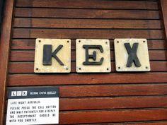 Kex, o hostel de Reykjavík