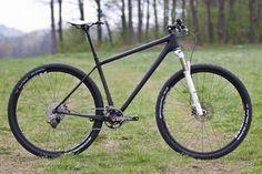 Very nice new MTB brand, #engineered by Dutch @gerardvroomen (Cervelo)  Promises to be a nice ride!  #sportsengineering #bicycle #engineering