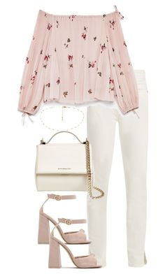 """Untitled #5139"" by theeuropeancloset on Polyvore featuring RE/DONE and Givenchy"