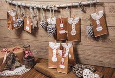 Adventskalender für den Freund: 5 geniale DIY-Ideen Advent Calenders, Xmas, Christmas, Calendar, Gift Wrapping, Holiday Decor, Creative, Gifts, Home Decor