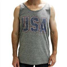 Six Threads summer USA Olympic tank www.sixthreads.com #sixthreads #tank