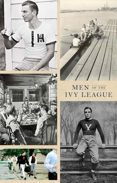 Blogs You Should Follow: Men Of The Ivy League from Rugby Ralph Lauren