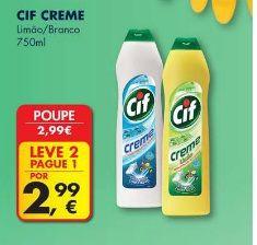 #creme #limpeza #cif #L2P1 #W34 #PD