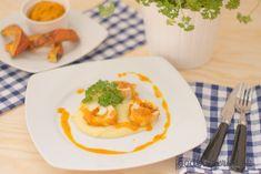 Morčacie prsia s tekvicou hokaido & pyré Eggs, Breakfast, Food, Morning Coffee, Essen, Egg, Meals, Yemek, Egg As Food