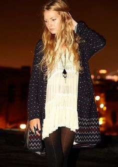 I have this free people slip..love it.. Soft and feminine and so many ways to wear it