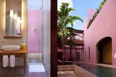 tropicale-moderne:  Rosas & Xocolate Hotel by Reyes Ríos +...
