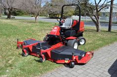 1996 Toro 4WD GM 455D 10.5 ft Rotary Mower - For Sale - TurfNet.com