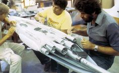 Sf Movies, Star Wars Models, Real Model, Star Wars Ships, Scene Photo, Calamari, Stars, Diorama, Modeling
