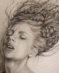 Erica Rose Levine, 2013 Drawings: Pencils