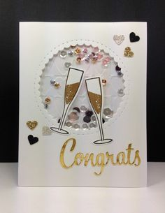 CC562 New Year's Wedding by beesmom - Cards and Paper Crafts at Splitcoaststampers