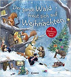 Der ganze Wald freut sich auf Weihnachten: Amazon.de: Tim Warnes, Jane Chapman: Bücher New Yorker Covers, Thing 1, Christmas Books, Au Pair, Merry Xmas, Stone Art, Kids And Parenting, Book Quotes, Little Ones