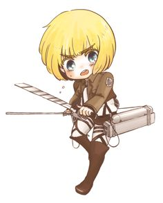 Armin Arlert cute - Buscar con Google