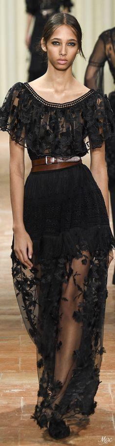 Spring 2017 Ready-to-Wear Alberta Ferretti