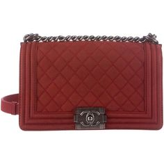 9eca169a94bf Pre-owned Chanel Quilted Medium Boy Bag ( 4