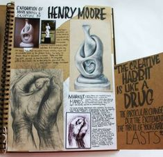 24 Ideas gcse art sketchbook ideas #art