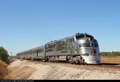 RailPictures.Net Photo: CBQ 9911-A Chicago Burlington & Quincy Railroad EMD E5(A) at West Quincy, Missouri by Mitch Goldman