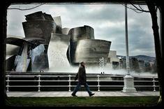 Winter in Bilbao