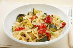 Roasted Vegetable Pasta, Roasted Vegetables, Veggies, Summer Squash Pasta, Med Diet, Easy Vegan Dinner, Food Insecurity, Plant Based Eating, Mediterranean Recipes