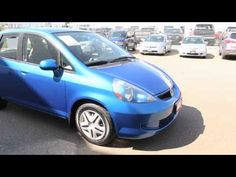 2007 Honda Fit LX - One Owner - Well Serviced - Four New Tires - Kelowna BC 250.860.6500 www.harmonyhonda.com  #Honda #Fit #ForSale