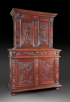 renaissance cupboard - Google Search