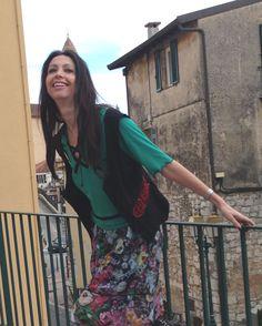 Lorena Baricalla présente les tendances CréaZen 2015, vintage collection by Sophie Laine