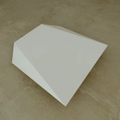 origami coffee table by Luis Branco, via Behance