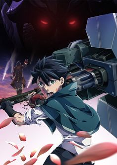 Los últimos cuatro episodios del Anime God Eater se estrenarán en Marzo del 2016.