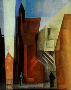 Torturm I By Lyonel Feininger: Category: Art Currency: GBP Price: Retail Price: Cubism Futurism Landscape Cityscape Modern Art, Contemporary Art, Degenerate Art, Inspiration Art, Henri Matisse, Art Design, Oeuvre D'art, Art History, Collage