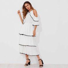 little white dress from SheIn